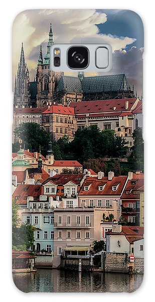 Sunny Afternoon In Prague Galaxy Case