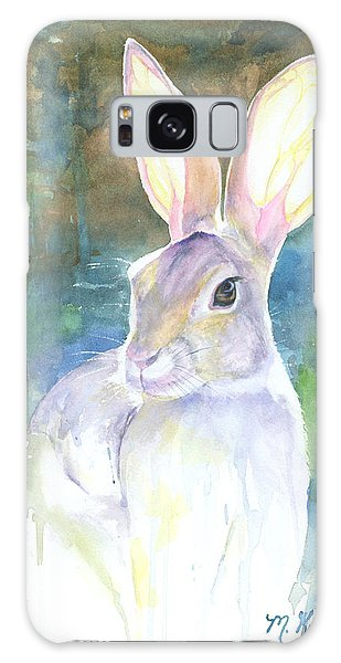 Sunny Bunny Galaxy Case