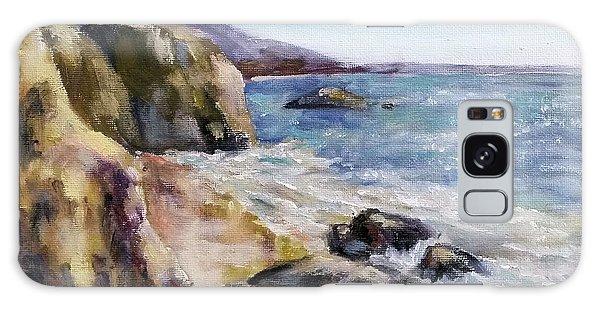 Sunny Coast Galaxy Case by William Reed