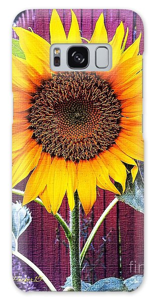 Sunny Day Galaxy Case by MaryLee Parker