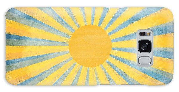 Recycle Galaxy Case - Sunny Day by Setsiri Silapasuwanchai