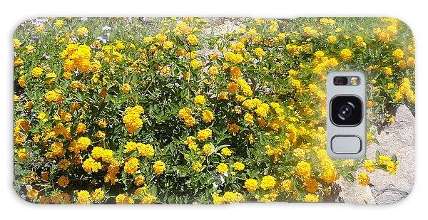 Sunny Garden Galaxy Case