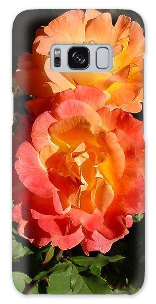 Sunny Roses Galaxy Case