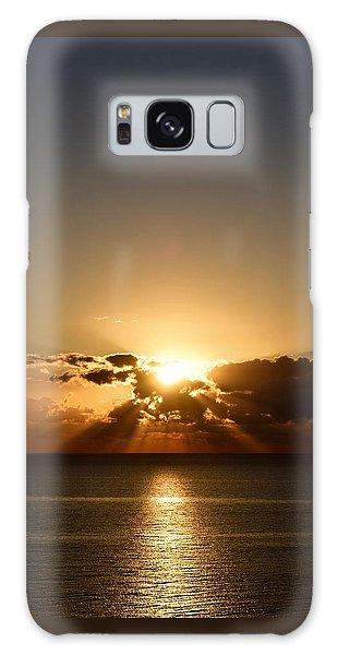 Sunrise 1 Galaxy Case