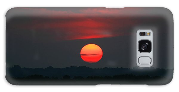 Sunrise 2 Galaxy Case by David Dunham