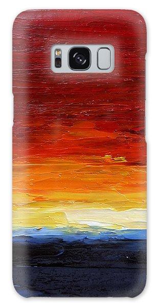 Sunrise #22 Galaxy Case by Fred Wilson