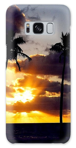 Sunrise-23 Galaxy Case