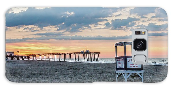 Sunrise At 16th Street Ocean City New Jersey Galaxy Case