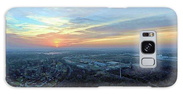 Sunrise At 400 Agl Galaxy Case by Dave Luebbert