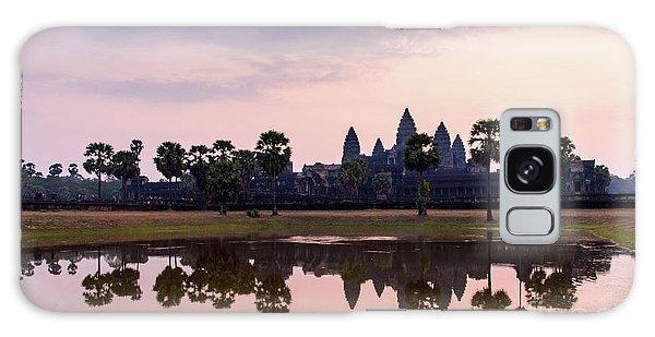 Sunrise At Angkor Wat Galaxy Case