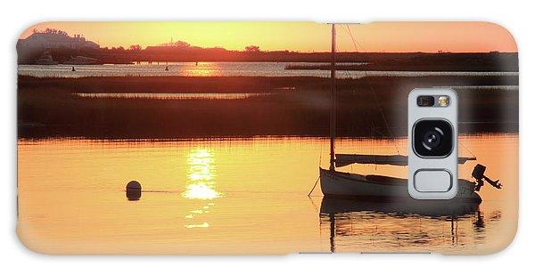 Sunrise At Bass River Galaxy Case