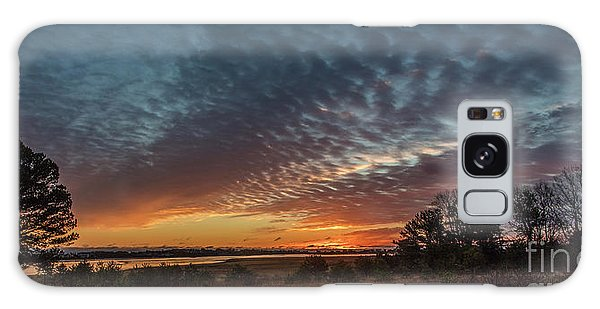 Sunrise At Biddeford Pool,maine Galaxy Case