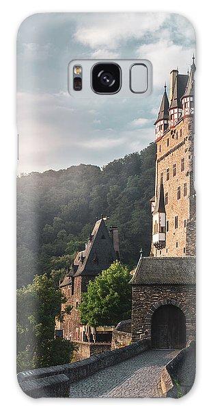 Sunrise At Castle Eltz, Germany Galaxy Case