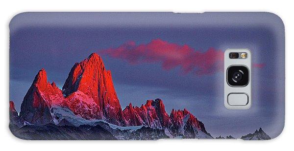 Sunrise At Fitz Roy #3 - Patagonia Galaxy Case