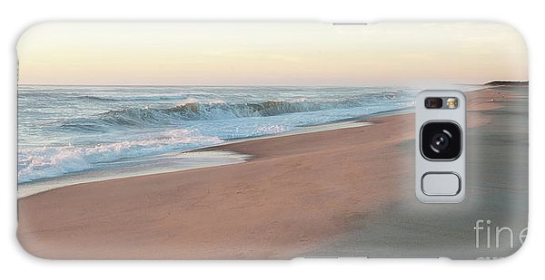 Sunrise At Nauset Galaxy Case