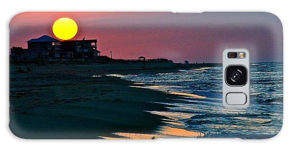 Sunrise At St. George Island Florida Galaxy Case