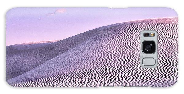 Sunrise At White Sands Galaxy Case