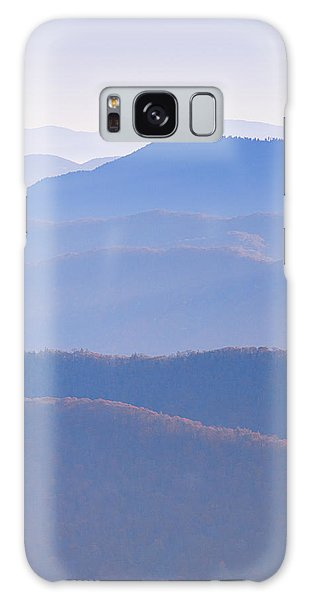 Sunrise Atop Clingman's Dome  Rtriptych Galaxy Case