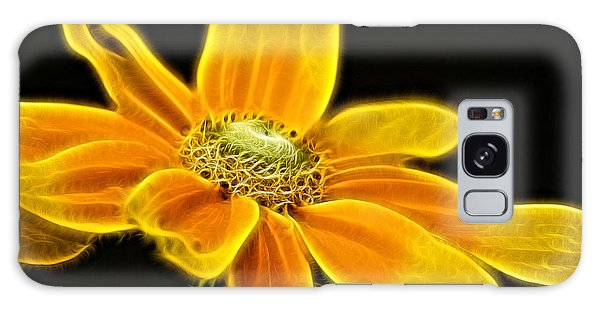 Sunrise Daisy Galaxy Case