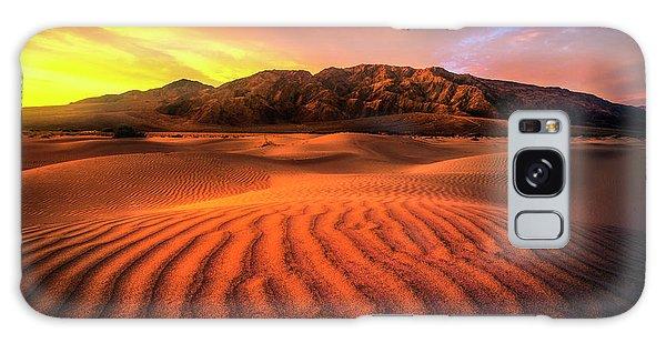 Sunrise-death Valley Galaxy Case