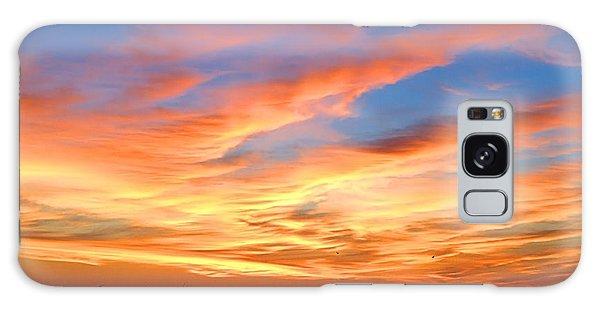 Sunrise Dune I I I Galaxy Case