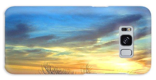 Sunrise Dune I I Galaxy Case