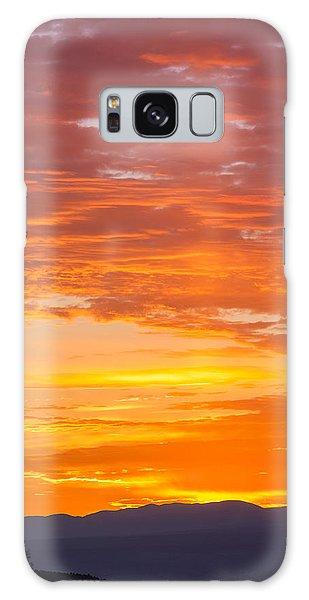Sunrise Galaxy Case