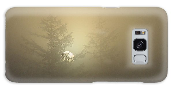 Sunrise Fogged - 1 Galaxy Case