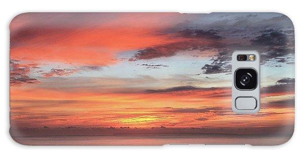 Sunrise From Koko Head Galaxy Case