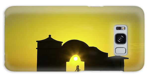 Sunrise Hollywood Florida Galaxy Case