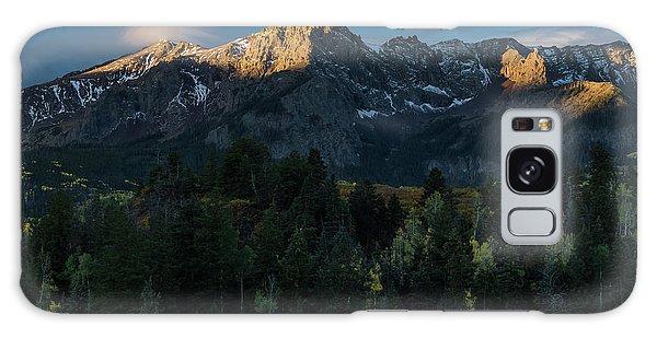 Sunrise In Colorado - 8689 Galaxy Case