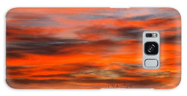Sunrise In Ithaca Galaxy Case by Paul Ge