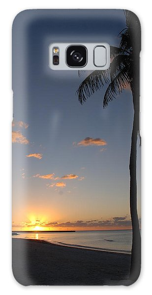 Sunrise In Key West 2 Galaxy Case