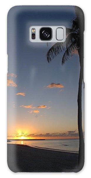 Sunrise In Key West 2 Galaxy Case
