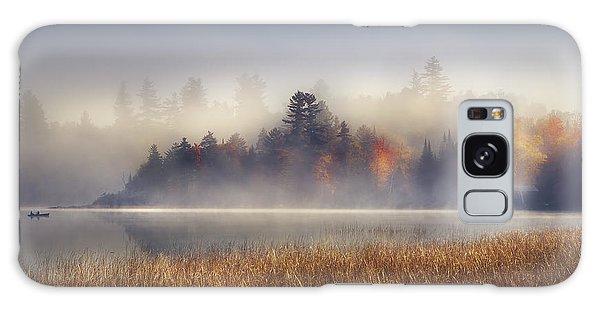 Sunrise Galaxy Case - Sunrise In Lake Placid  by Magda  Bognar