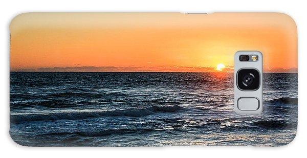 Sunrise In Nags Head Galaxy Case