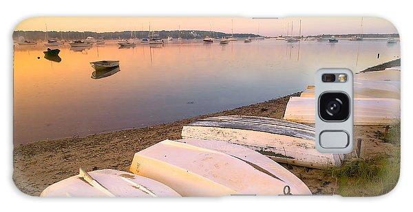 Sunrise Galaxy Case - Sunrise In Osterville Cape Cod Massachusetts by Matt Suess
