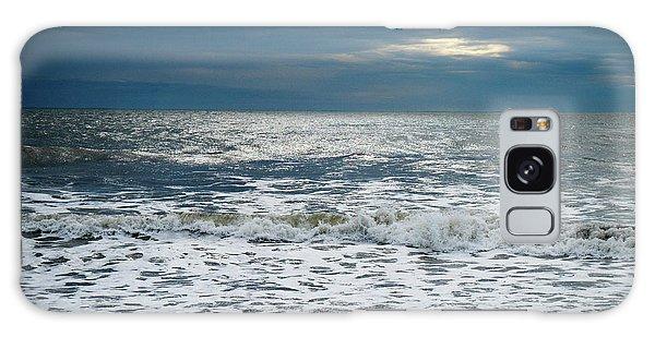 Sunrise-kennebunk Beach Galaxy Case