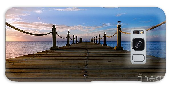 Sunrise Morning Bliss Pier 140a Galaxy Case