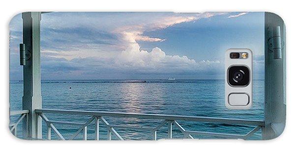 Sunrise, Ocho Rios, Jamaica Galaxy Case