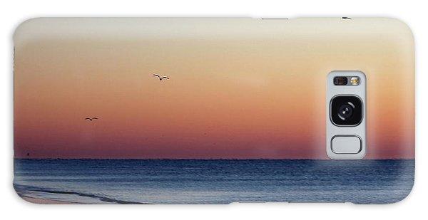 Sunrise On Hilton Head Galaxy Case by Bruce Patrick Smith