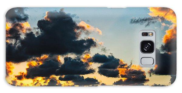 Sunrise On The Atlantic #14 Galaxy Case