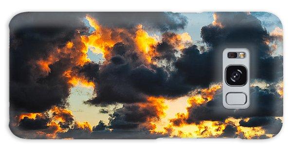 Sunrise On The Atlantic #15 Galaxy Case