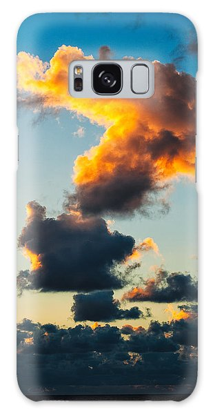 Sunrise On The Atlantic #16 Galaxy Case