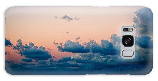 Sunrise On The Atlantic #2 Galaxy Case