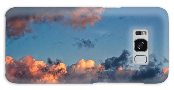 Sunrise On The Atlantic #9 Galaxy Case