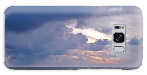 Sunrise On The Atlantic Galaxy Case