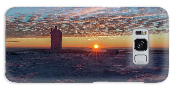 Sunrise On The Brocken, Harz Galaxy Case