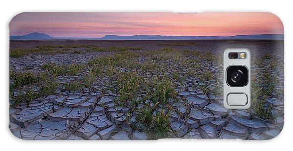 Sunrise On The Playa Galaxy Case