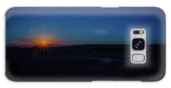 Sunrise On The Reservation Galaxy Case